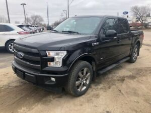 2017 Ford F-150 Lariat Sport 502a package