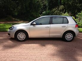 VW Golf 1.6 S 5 door petrol. Good overall condition. MOT until 2611/17 Silver, £4,250