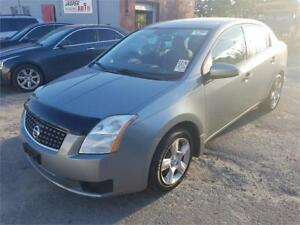 2007 Nissan Sentra 2.0 S****$4290+Tax***CARPROOF VERIFIED****