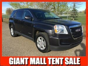 2016 GMC Terrain SLE-1 AWD **ONE OWNER!**