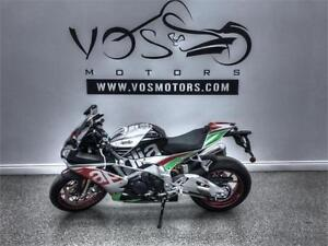 2017 Aprilia RSV4 RF - V2758NP - No Payments For 1 Year**