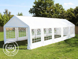 Perfect 03x10 Garden Marquee for Event & Party 10x03 Gazebo Tent - Unused - Special Price