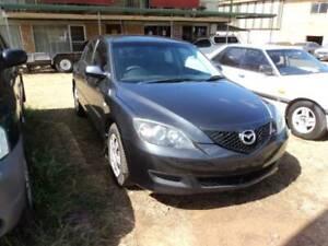 2007 Mazda 3 wagon - excellent condition! see images/description Kensington Bundaberg Surrounds Preview