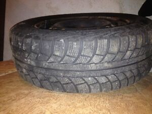 195/65-R15 Gislaved Nord Snow Tires