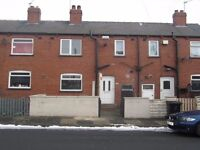 3 bed through terrace on Copperfields, LS9 - LHA Tenants considered