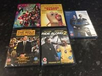 Dvd selection inc sausage party and suicide squad