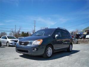 FULLY LOADED!!! 2012 Kia Rondo EX w/3rd Row LEATHER & SUNROOF