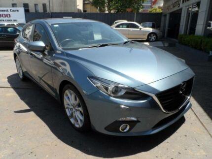 2015 Mazda 3 BM MY15 SP25 GT Blue 6 Speed Automatic Hatchback Rockdale Rockdale Area Preview