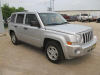 2008 JEEP PATRIOT SPORT 4WD $5,450 HAS SAFETY AND WARRANTY