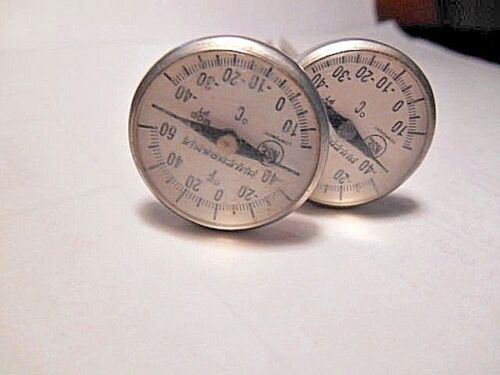 LOT OF 2 HI II PHOENIX EXCELLENCE NSF COMPONENT THERMOMETERS