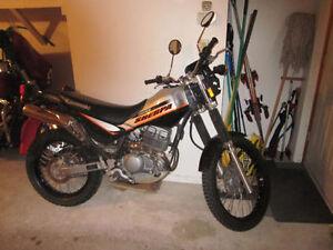 2006 Kawasaki Super Sherpa KL250