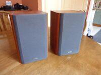 Celestion F10 speakers in Cherry