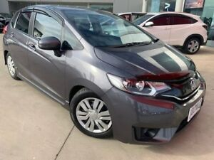 2015 Honda Jazz GF MY15 VTi-S Grey 1 Speed Constant Variable Hatchback