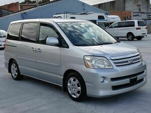 2004 Toyota Townace NOAH Welcab Silver 4 Speed Automatic Wagon Taren Point Sutherland Area Preview