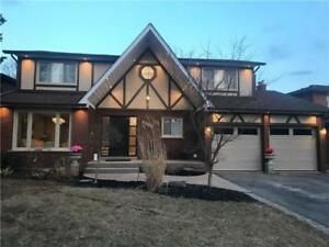 Gorgeous, 4-Bedroom House for Rent in Oakville