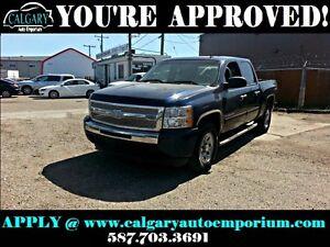 2011 Chevrolet Silverado 1500 $99 DOWN EVERYONE APPROVED