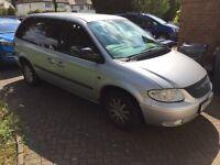 Chrysler Voyager Touring CRD