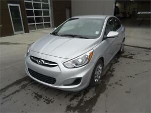 Manager Demo 2017 Hyundai Accent GL Was $21,567 now $15188