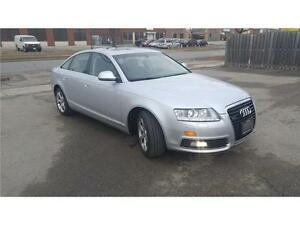 Audi A6 3.0T Loaded Back up Camera Certified Inventory Clearout