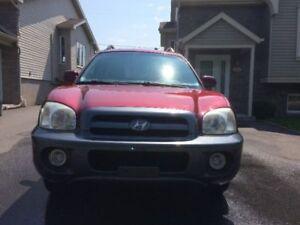 2005 Hyundai Santa Fe automatique