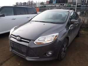 2013 Ford Focus SE, PST paid, Bluetooth, remote keyless entry, S