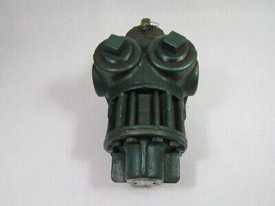 Roper 1f-20 F Series Hydraulic Pump 3600rpm 44.6gpm 3000psi 1-12 Npt Used