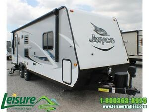 2017 Jayco Jay Feather 23RD Travel Trailer