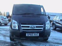 FORD TRANSIT T280S SAPHIRE BLUE NO VAT LONG MOT OUTSTANDING CONDITION CLICK ONTO VIDEO LINK