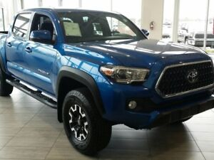 2018 Toyota Tacoma TRD Off Road 4x4 Double Cab 127.4 in. WB Side