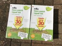 Lawn Patch Repair Kit Grass Seed x 2 NEW