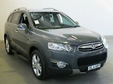 2011 Holden Captiva CG Series II 7 LX (4x4) Grey 6 Speed Automatic Wagon Westdale Tamworth City Preview