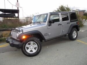 2015 Jeep WRANGLER Sport (JUST REDUCED TO $28977!!! ONLY 53000 K