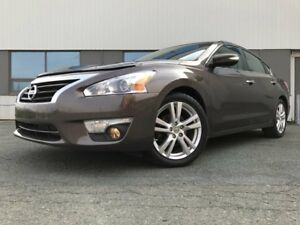 2013 Nissan Altima Sedan 3.5 SL CVT