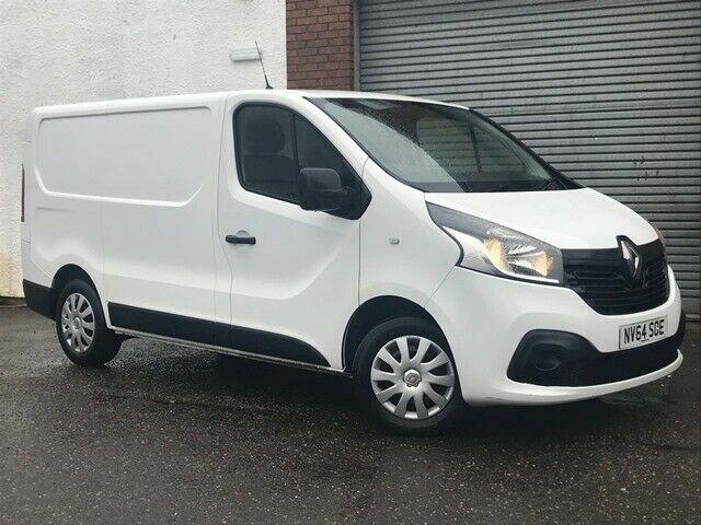 292de70f7f 2014 Renault Trafic 1.6 2.7T SL27 DCI 115 Business+ Van