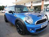 MINI HATCH COOPER 2.0 COOPER SD 3d 141 BHP (blue) 2012
