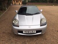 TOYOTA MR2 ROADSTER VERY GOOD CONDITION INSIDE AND OUTSIDE DRIVES PERFECT NO FAULTS