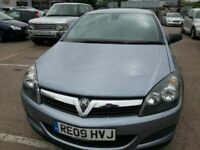 VAUXHALL ASTRA 1.4 ACTIVE SPORT HATCH 2009 REG ALLOYS