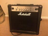 Marshall MG15CF Practice Amp