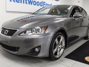 2012 Lexus IS 250 IS 250- sunroof, power seats, paddle shift