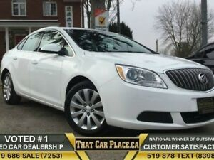 2017 Buick Verano Base|$49wk|Wi-FiEquipped|On-Star|LowKM|VeryCle