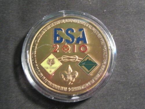 Northeast Region 2010 BSA 100th Anniversary Coin    c91
