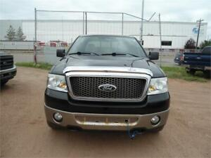 2006 Ford F-150 Lariat-LEATHER-4X4-SUNROOF-SUPERCREW