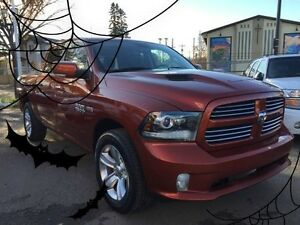 2013 Ram 1500 Sport Crew Cab 4WD. WEEKEND SALE!!