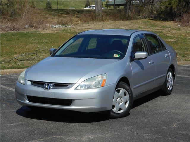 2005 HONDA ACCORD LX LOW 64K MILES ACCIDENT FREE NON SMOKER CIVIC PRICED TO SELL