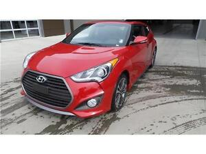 NEW 2016 Hyundai Veloster TURBO PRICED $24588 0% Financing avail