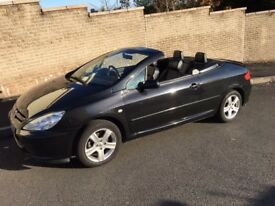 2005 Stunning 307cc 1.6L Electric Hard Top Convertible. Full Documented Service History.