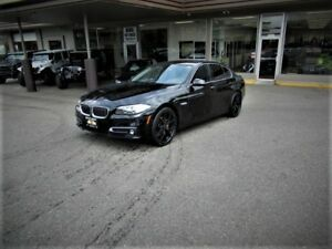 2014 BMW 5 Series XDRIVE WITH NAVIGATION
