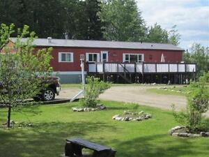 Mobile Home on 10 acres close to Edson, AB