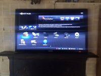 """40"""" Samsung Flat Screen Smart TV"""