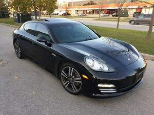 2011 PORSCHE PANAMERA 4 SPORT PKG*NAVI*CAM*PADDLE*NO ACCIDENTS